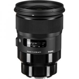 Sigma 24mm f/1.4 DG HSM ART - obiectiv Mirrorless montura Panasonic L0