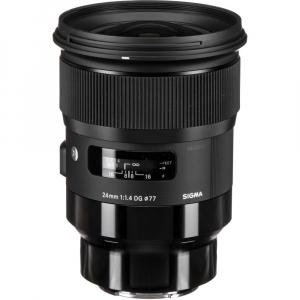 Sigma 24mm f/1.4 DG HSM ART -   obiectiv Mirrorless montura Sony E0