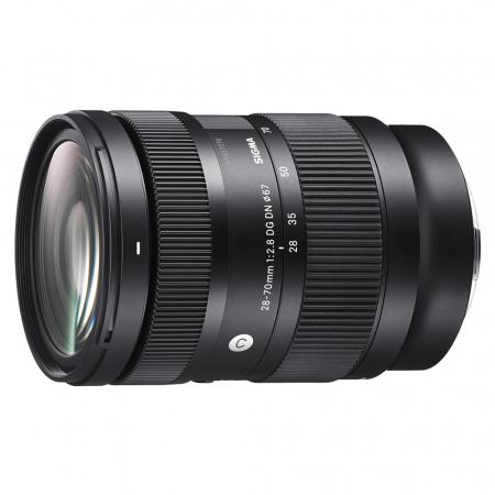 Sigma 28-70mm f/2.8 DG DN Contemporary - obiectiv Mirrorless montura Panasonic L [1]