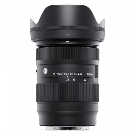 Sigma 28-70mm f/2.8 DG DN Contemporary - obiectiv Mirrorless montura Panasonic L [0]