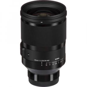 Sigma 35mm f/1.2 DG DN ART - obiectiv Mirrorless pentru montura Panasonic L4