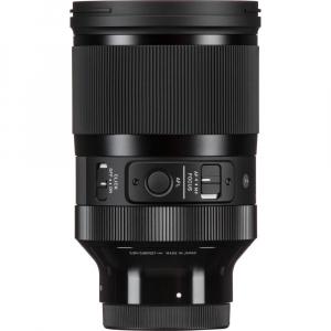Sigma 35mm f/1.2 DG DN ART - obiectiv Mirrorless pentru montura Sony E [1]