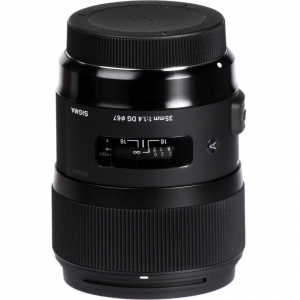 Sigma 35mm f/1.4 DG HSM ART - montura Canon EF4