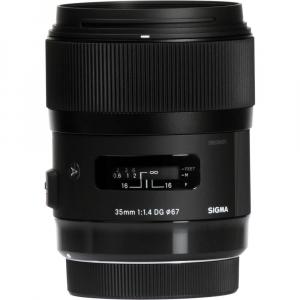 Sigma 35mm f/1.4 DG HSM ART - montura Canon EF1