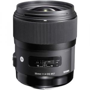 Sigma 35mm f/1.4 DG HSM ART - montura Nikon AF-S0