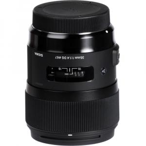 Sigma 35mm f/1.4 DG HSM ART - montura Nikon AF-S4