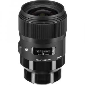 Sigma 35mm  f/1.4 DG HSM ART , obiectiv Mirrorless montura Panasonic L0