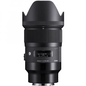 Sigma 35mm f/1.4 DG HSM ART , obiectiv Mirrorless montura Sony E [0]