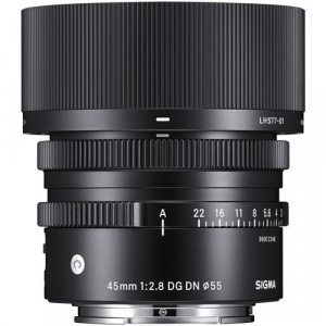 Sigma 45mm F2.8 DG HSM Contemporary - obiectiv Mirrorless montura Panasonic L0