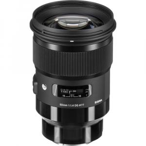 Sigma 50mm F1.4 DG HSM ART - obiectiv Mirrorless montura Panasonic L0