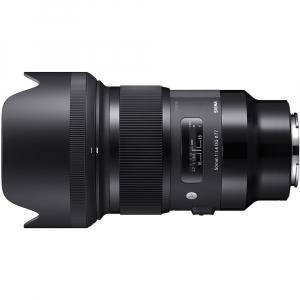 Sigma 50mm F1.4 DG HSM ART - obiectiv Mirrorless montura Panasonic L1
