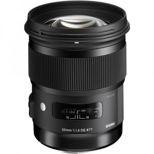 Sigma 50mm F1.4 DG HSM ART -   obiectiv Mirrorless montura Sony E0