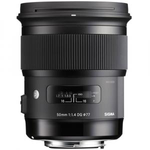 Sigma 50mm F1.4 DG HSM ART -   obiectiv Mirrorless montura Sony E1