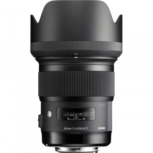 Sigma 50mm F1.4 DG HSM ART -   obiectiv Mirrorless montura Sony E2