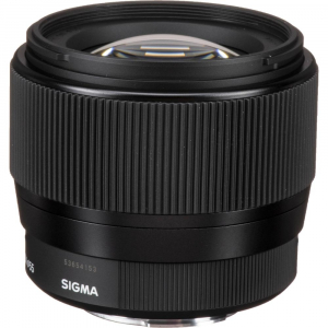 Sigma 56mm f/1.4 DC DN Contemporary -   obiectiv Mirrorless montura Sony E1