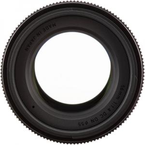Sigma 56mm f/1.4 DC DN Micro Contemporary -  obiectiv Mirrorless montura Canon EOS-M4