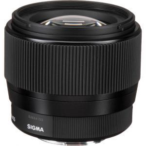 Sigma 56mm f/1.4 DC DN Micro Contemporary -  obiectiv Mirrorless montura Canon EOS-M1