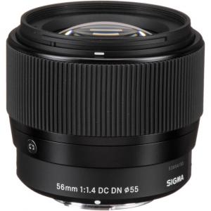 Sigma 56mm f/1.4 DC DN Micro Contemporary -  obiectiv Mirrorless montura Canon EOS-M0