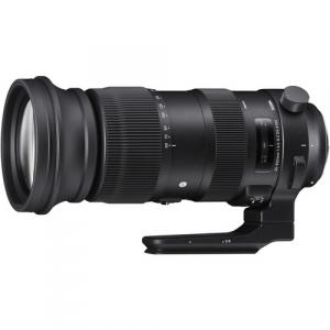 Sigma 60-600mm f/4.5-6.3 DG OS HSM Sport Nikon F0