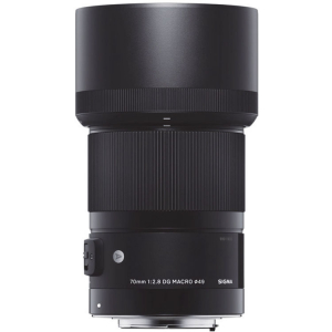 Sigma 70mm F2.8 DG MACRO ART - montura Canon EF0