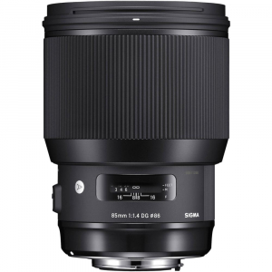 Sigma 85mm f/1.4 DG HSM ART - Canon EF1
