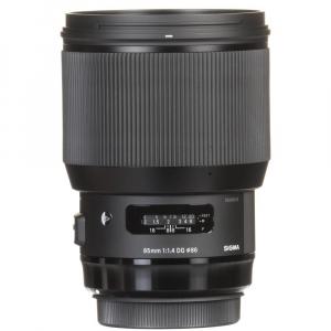 Sigma 85mm f/1.4 DG HSM ART - Canon EF4