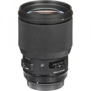 Sigma 85mm f/1.4 DG HSM ART -   obiectiv Mirrorless montura Sony E6