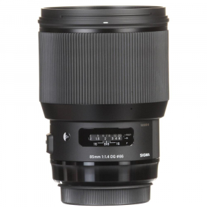 Sigma 85mm f/1.4 DG HSM ART -   obiectiv Mirrorless montura Sony E4