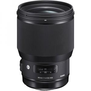 Sigma 85mm f/1.4 DG HSM ART -   obiectiv Mirrorless montura Sony E2