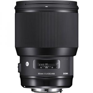 Sigma 85mm f/1.4 DG HSM ART -   obiectiv Mirrorless montura Sony E1