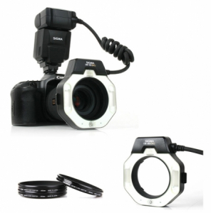 Sigma EM-140 DG E-TTL II - Macro RingFlash pt Canon [3]