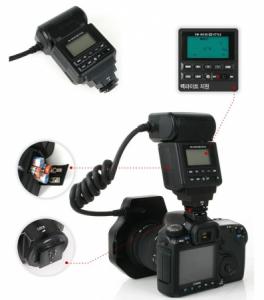Sigma EM-140 DG E-TTL II - Macro RingFlash pt Canon [5]