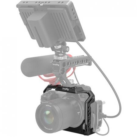 SmallRig Cage for Nikon Z5/Z6/Z7/Z6II/Z7II Camera 2926 [7]