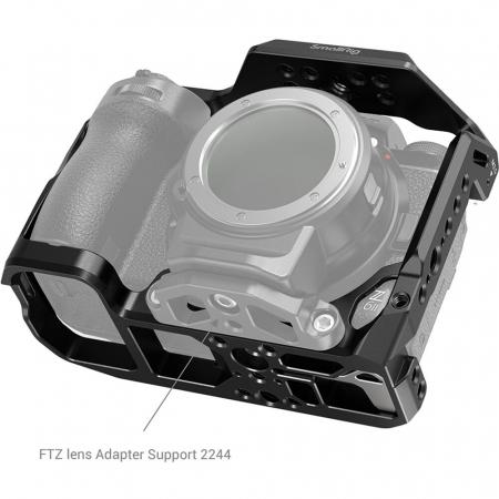 SmallRig Cage for Nikon Z5/Z6/Z7/Z6II/Z7II Camera 2926 [5]