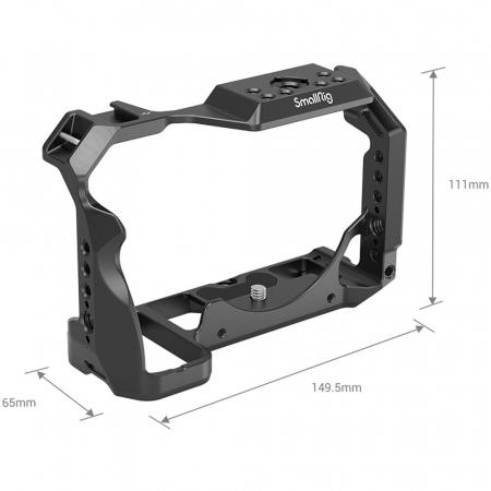 SmallRig Cage for Nikon Z5/Z6/Z7/Z6II/Z7II Camera 2926 [2]