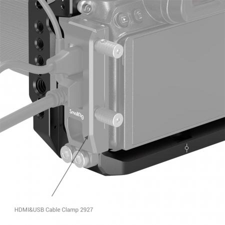 SmallRig Cage for Nikon Z5/Z6/Z7/Z6II/Z7II Camera 2926 [6]
