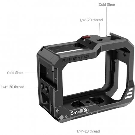 SmallRig GoPro Hero 9 Black Cage 3084 [1]