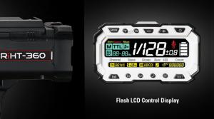 SMDV Briht-360 TTL / blitz de studio cu acumulator4