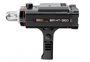 SMDV Briht-360 TTL / blitz de studio cu acumulator1