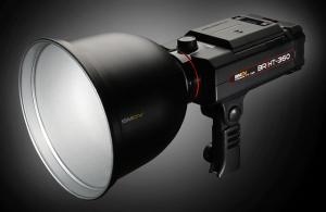 SMDV Briht-360 TTL / blitz de studio cu acumulator3