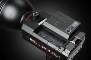 SMDV Briht-360 TTL / blitz de studio cu acumulator2