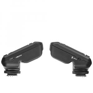 SMDV FlashWave-5 TX - transmiter TTL pentru blitz-ul Briht 360 - patina Canon6