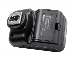 SMDV FlashWave-5 TX - transmiter TTL pentru blitz-ul Briht 360 - patina Canon7
