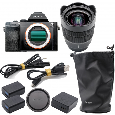 Sony A7 Kit cu  FE 12-24mm Second Hand S.H. [1]