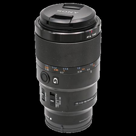 Sony FE 90 mm F2.8 G OSS FE macro Obiectiv Mirrorless Sony FE - Second Hand [6]