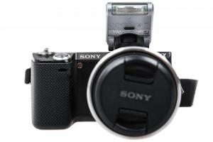 Sony NEX-5N kit cu ob.18-55mm ,  Aparat foto mirrorless - Second Hand0