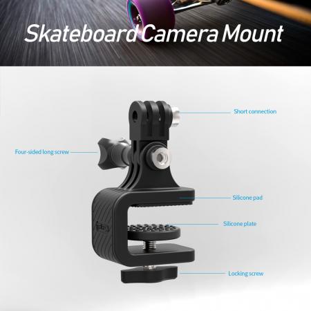 Suport pentru skateboard pentru camere de acțiune GP-HBM-HB6 [4]