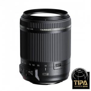 Tamron 18-200mm f/3.5-6.3 Di II VC - montura Canon [0]