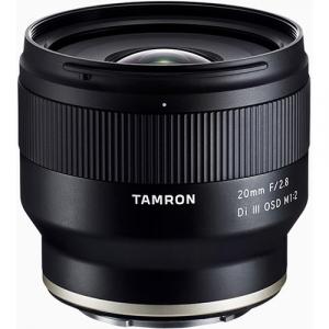 Tamron 20mm F/2.8 Di III OSD - obiectiv montura Sony E0