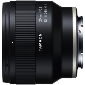 Tamron 20mm F/2.8 Di III OSD - obiectiv montura Sony E1